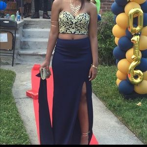 Prom / homecoming 2 piece